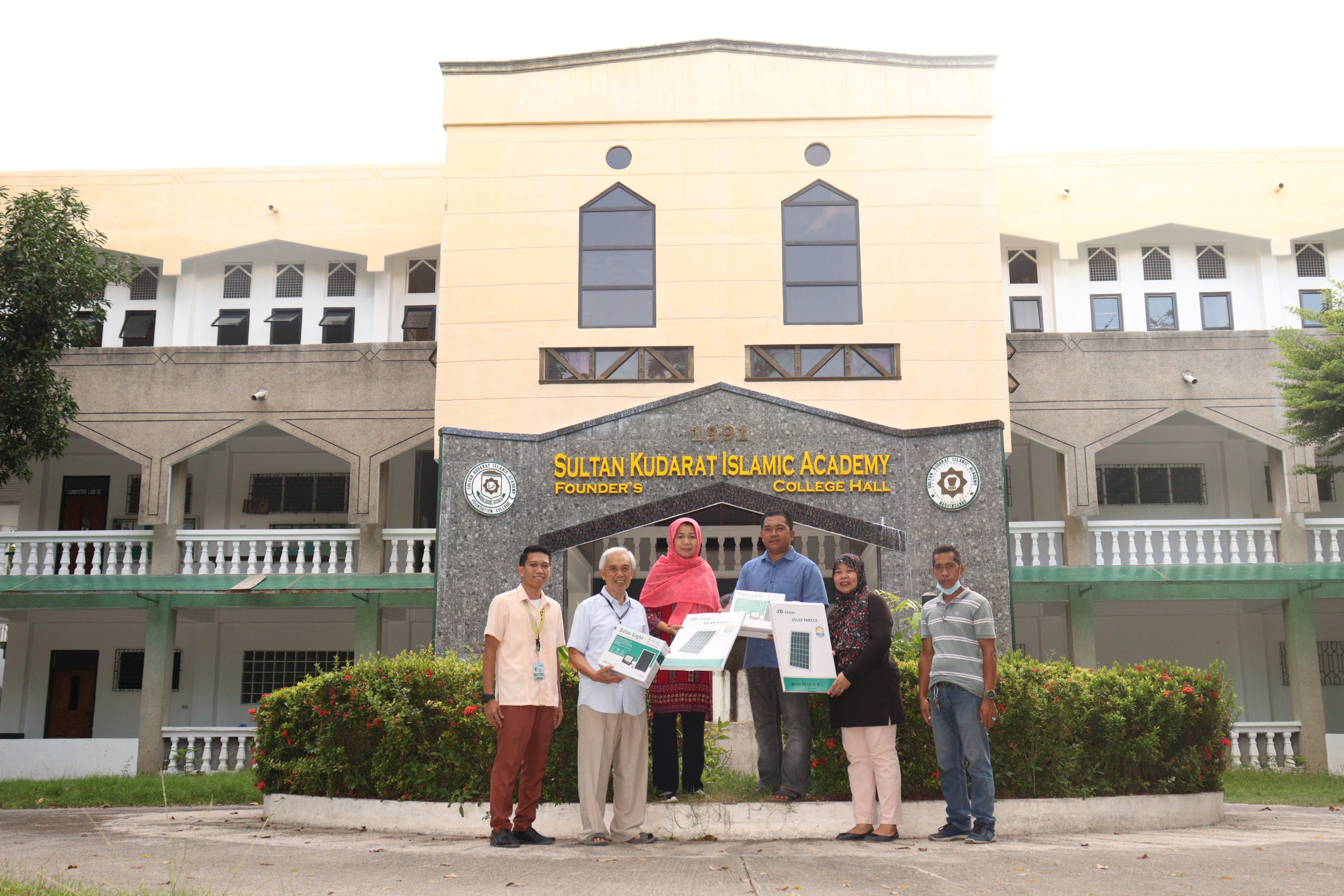 Cotabato City Prosecutor Mastura-Linsangan promotes legacy giving at SKIA College