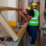 SKIA finishes Carpentry NC II training under STEP