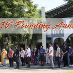Academy`s 30th Founding Anniversary Celebrated